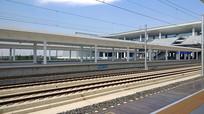 潍坊北站的铁路交通