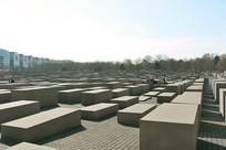 柏林的欧洲被害犹太人纪念碑