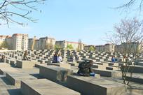 柏林欧洲被害犹太人纪念碑