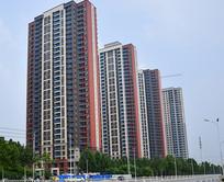 高层建筑小区