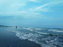 海洋海滩风景