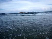 惠州巽寮湾海边