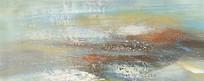 客房抽象油画