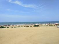 浪漫海滩风光