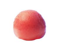 带水珠的新鲜西红柿