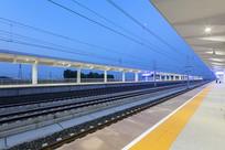 临淄北站的铁路交通