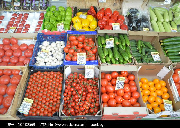 俄罗斯水果市场图片