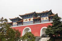 唐明两朝国庙
