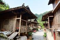 古朴的农村民居
