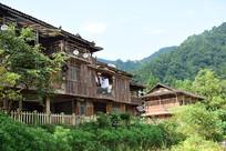 农村民俗房子