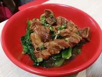 传统广东牛腩小吃
