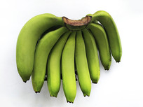 静物青香蕉