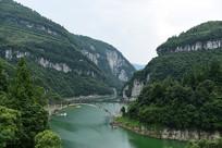 美丽的山水风景