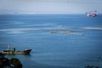 南澳岛海鲜养殖场