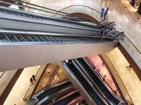 太古汇剪刀式电梯