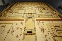 南京明故宫模型