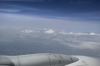飞机客舱看风云