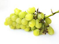 一串绿葡萄