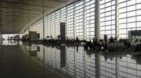 广州白云机场候机楼