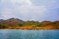 丹东宽甸青山湖与群山农家院群