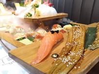 日式鳗鱼寿司