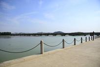 太公湖公园风景