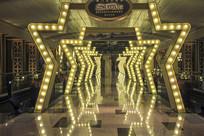 澳门巴黎人星型走廊
