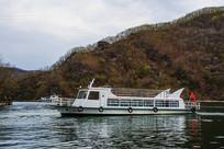 丹东宽甸青湖水上游艇