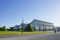 汉诺威展览中心场馆建筑