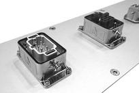 机电产品上使用的插座接口