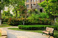 济南尚湖央邸风景