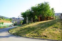 济南中海尚湖央邸小区风景