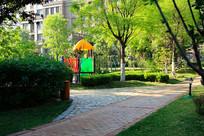 济南中海尚湖央邸娱乐设施