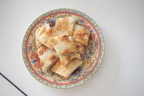 芝麻千层饼