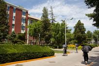 北京师范大学校园风光