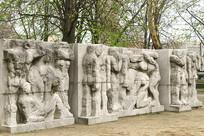 柏林马恩广场石碑