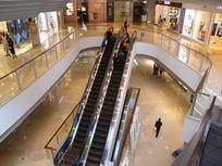 大型商场内景