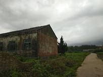 乡村废弃小学