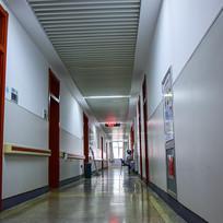 安静的病房