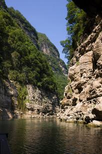 大宁河支流巫山小小三峡