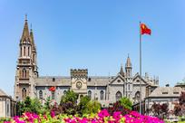 济南洪家楼教堂