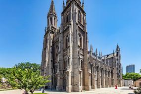济南洪楼教堂