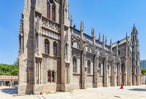 济南市洪楼教堂