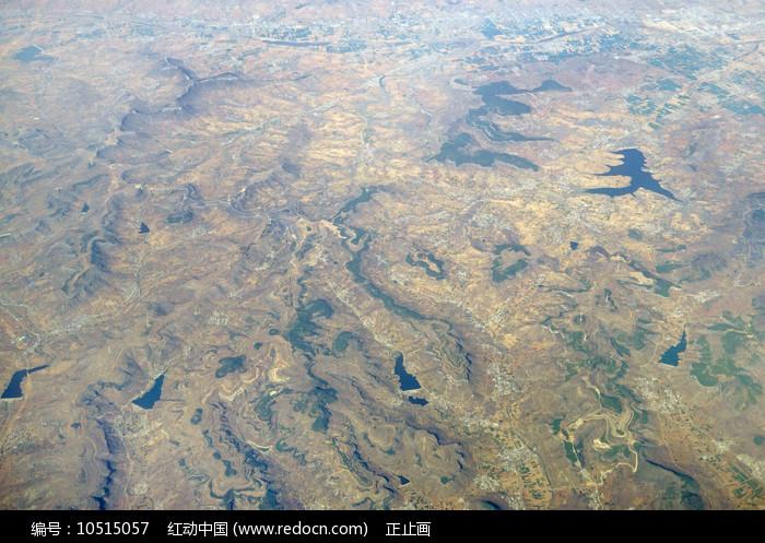 临沂祊河流域及山地丘陵地貌图片
