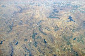 临沂祊河流域及山地丘陵地貌