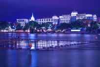 柳州望泰国际大酒店夜景