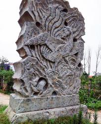 宋代皇陵石雕刻