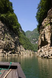 巫山小小三峡峡谷风光
