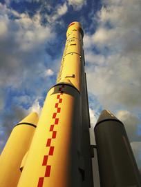 朝阳航天火箭