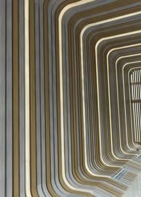 建筑内工作室条形风格